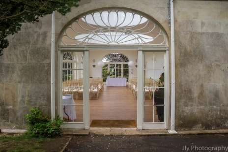 Barton Hall Orangery